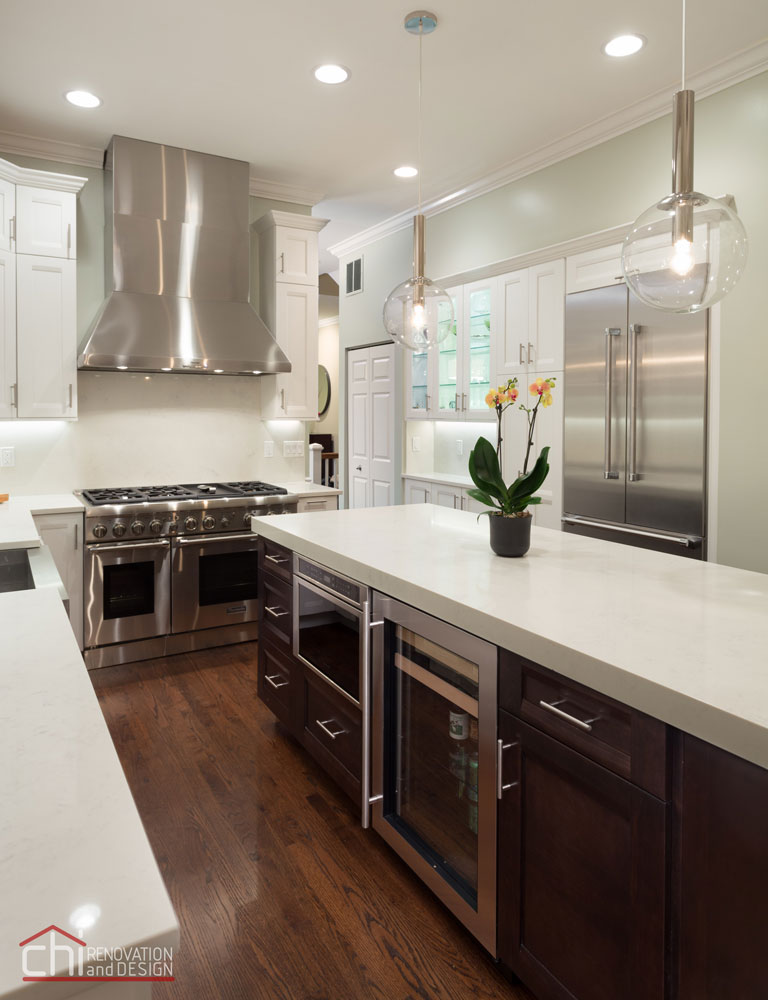 River North Kitchen And Dining Remodeling