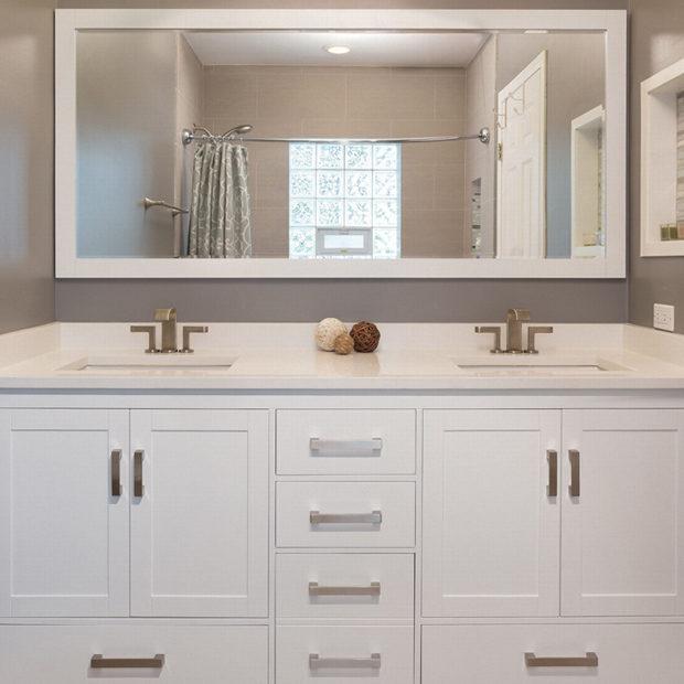 Roscoe Village Bathroom Remodel