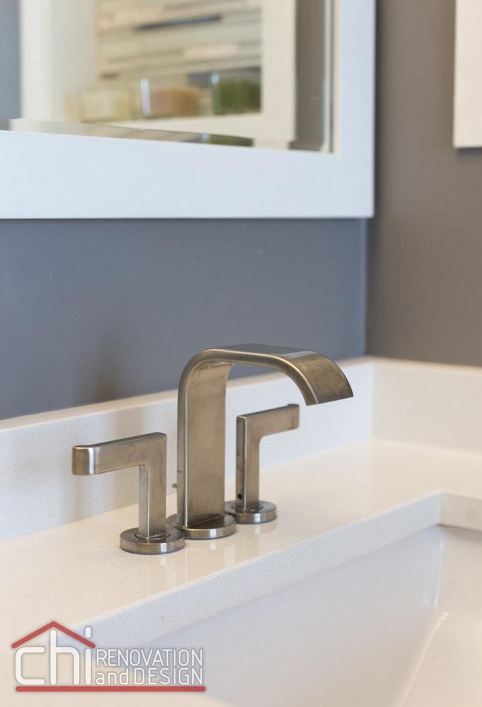 Roscoe Village Bathroom Sink Faucet Remodel