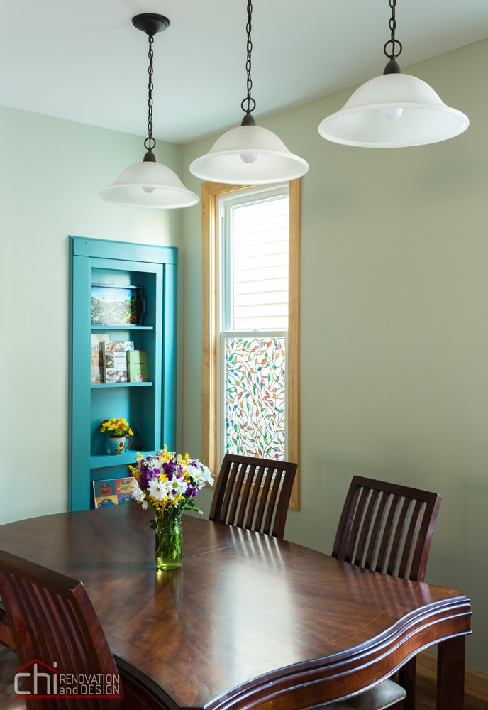 Roscoe Village Dining Room Remodelers