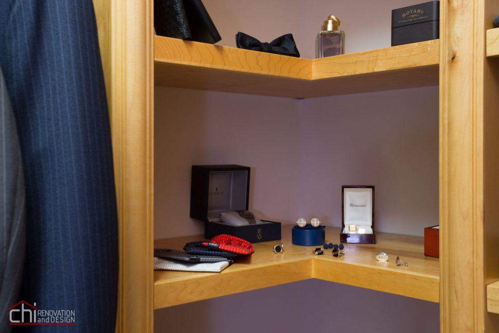 Skokie Custom Closet Remodel