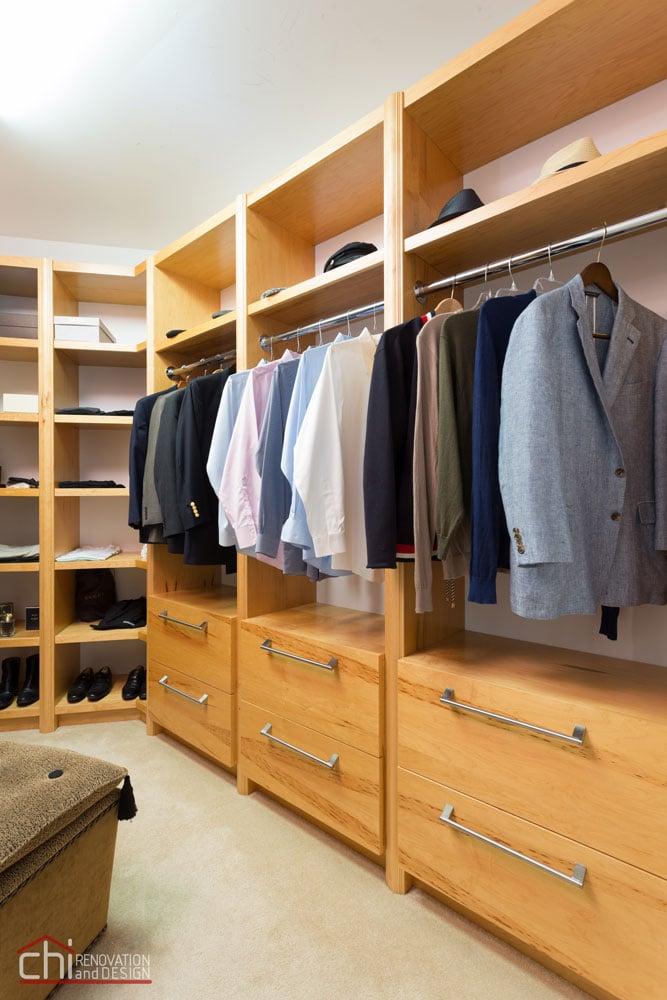 Skokie Custom Woodwork Office Closet Remodelers