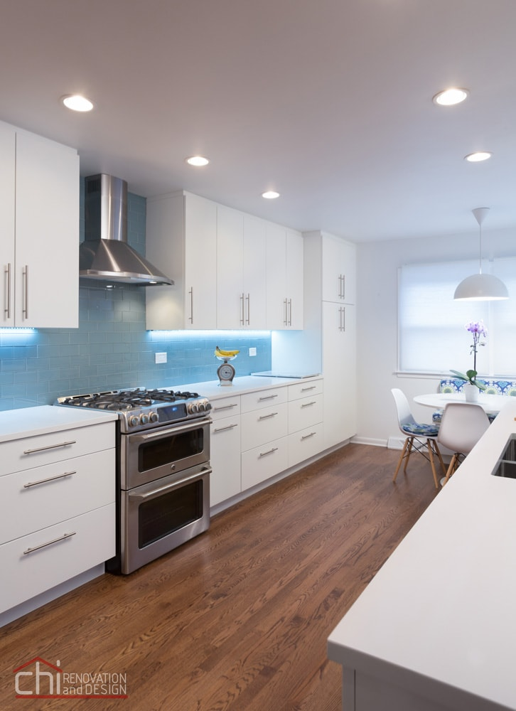 Skokie Kitchen And Banquette General Contractors