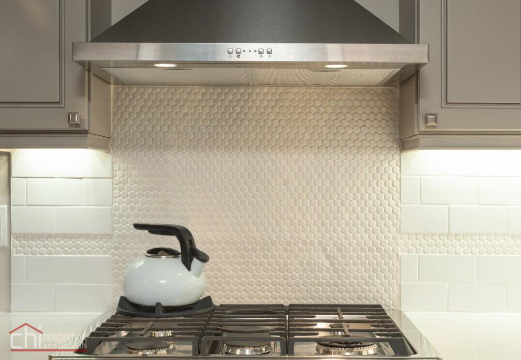 Skokie Kitchen Countertop Remodel
