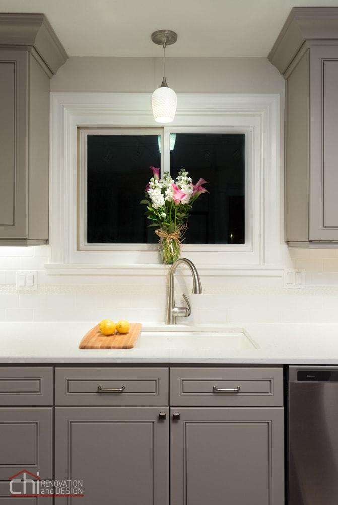 Skokie Kitchen Sink Remodel
