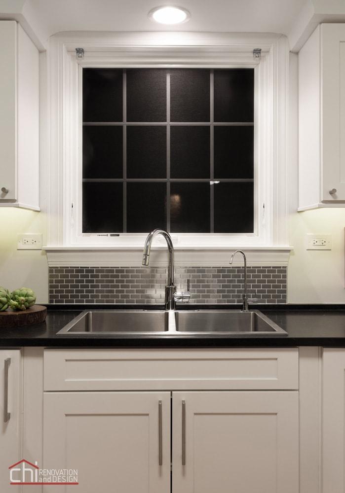 Skokie Niles Kitchen Sink Remodel