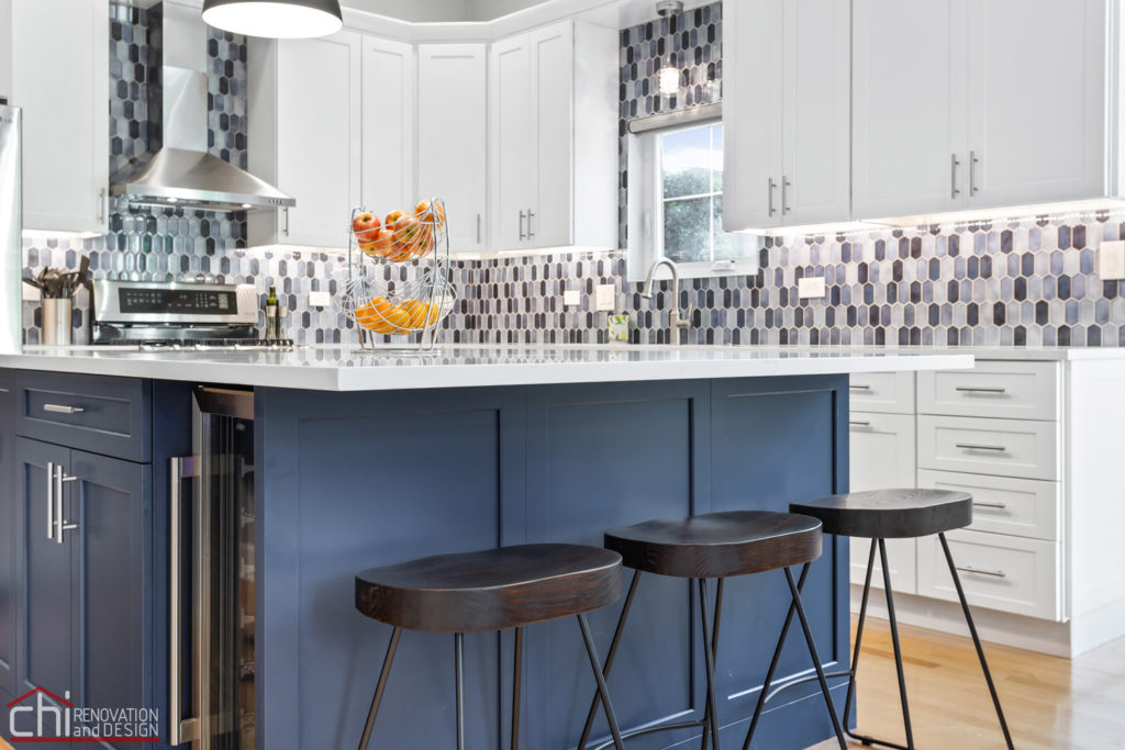 Sleek Modern Chicago Kitchen Remodelers