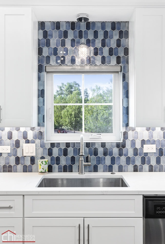 Sleek Modern Chicago Kitchen Sink Remodelers