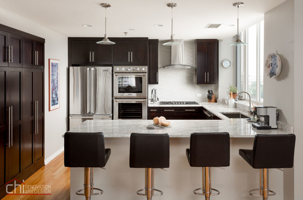 South Loop Chicago Kitchen Remodelers