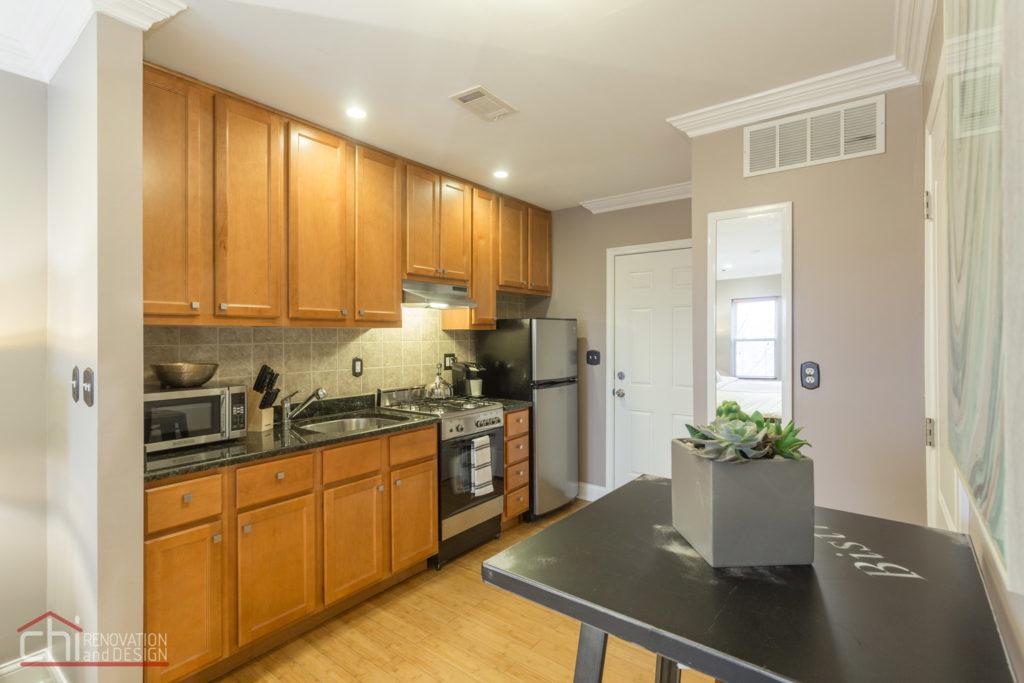 Upscale Studio Kitchen Contractors