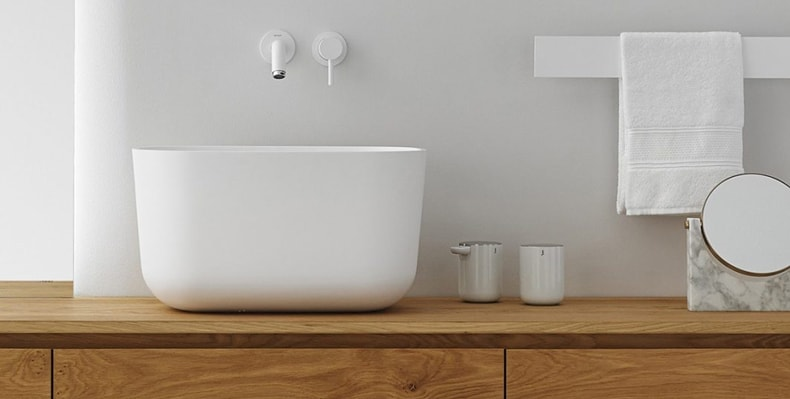 Vessel Sink Design