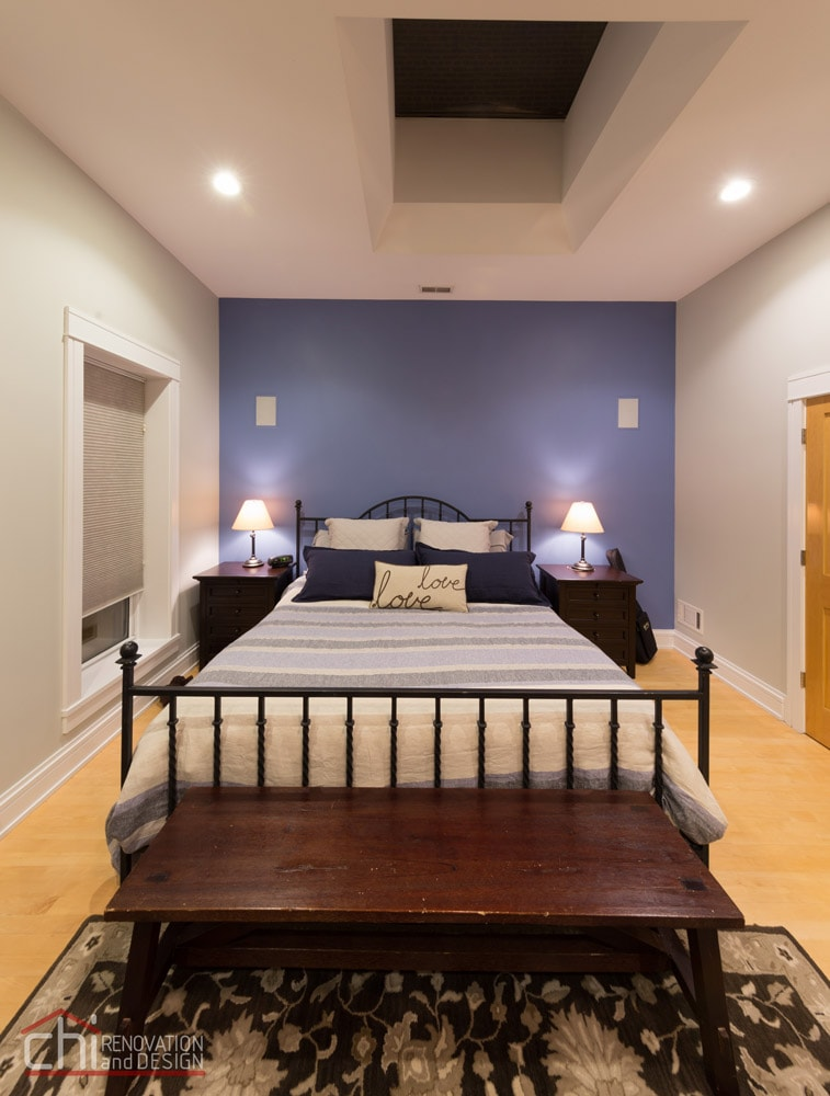 West Town Master Bedroom Remodelers
