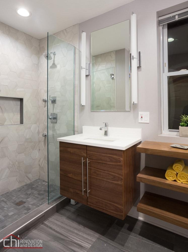 Wicker Park Bathroom General Contractor