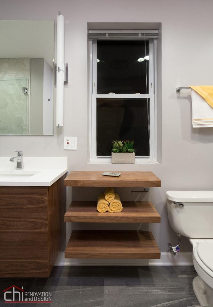 Wicker Park Chicago Bathroom Builders