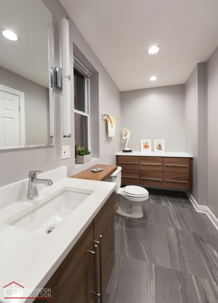 Wicker Park Chicago Bathroom Remodelers