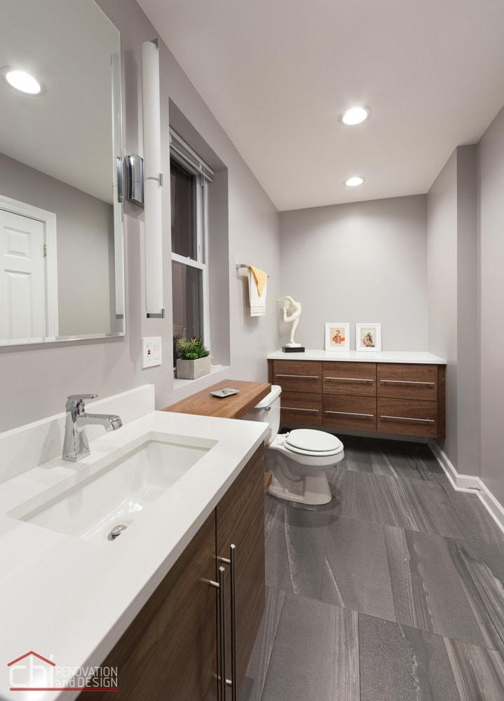 Wicker Park Chicago Bathroom Remodelers