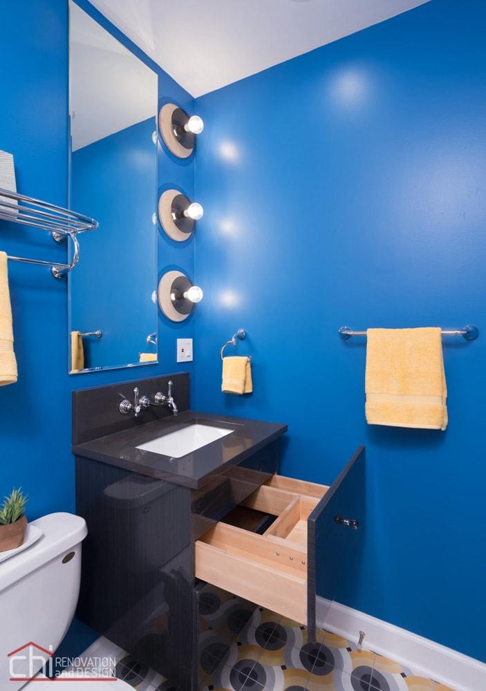 Wicker Park Guest Bathroom Remodeling