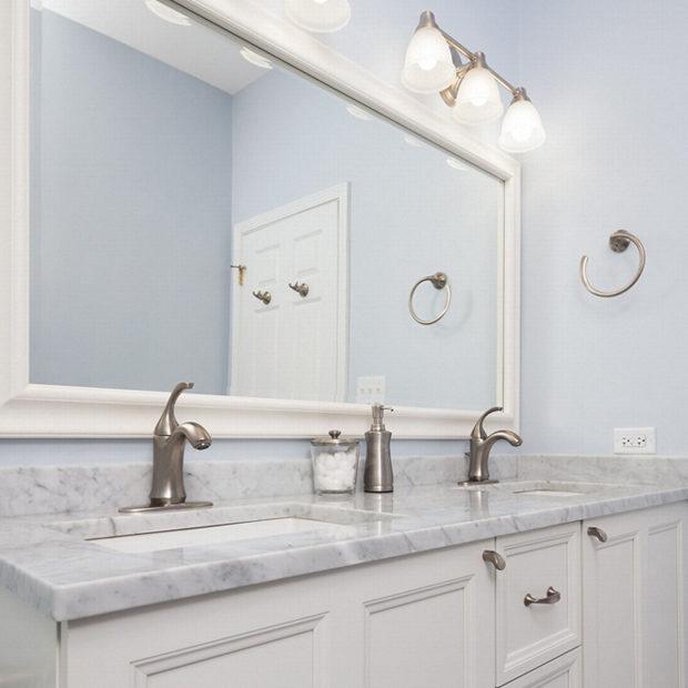 Wrightwood Bathroom Construction