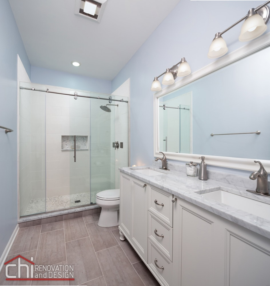 Wrightwood Bathroom Renovation