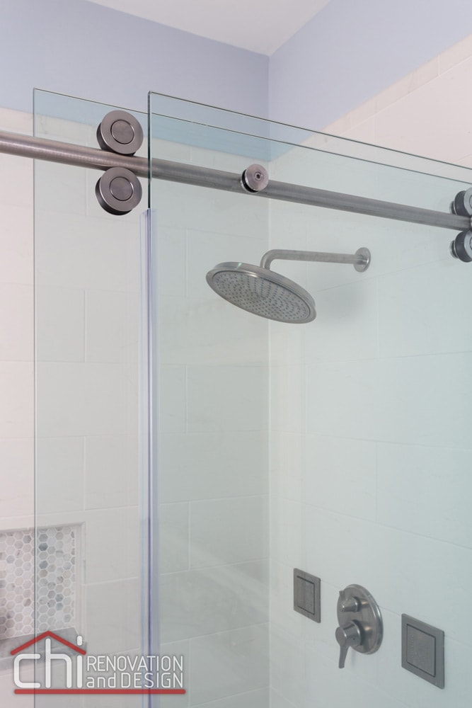 Wrightwood Bathroom Shower Remodeling