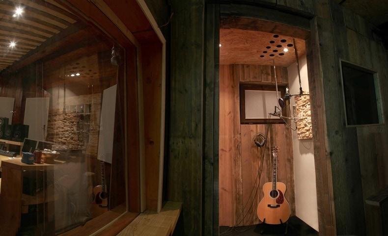 Chicago Basement Studio Remodel