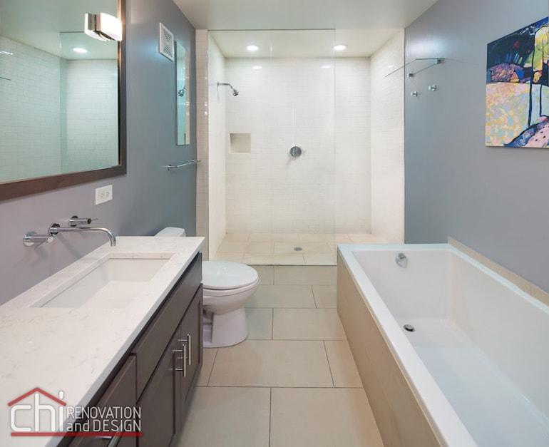 Chicago Bathroom Tiles Remodeler
