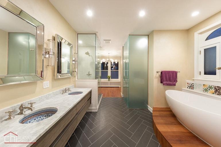 Chicago Bathroom Tiles Renovation