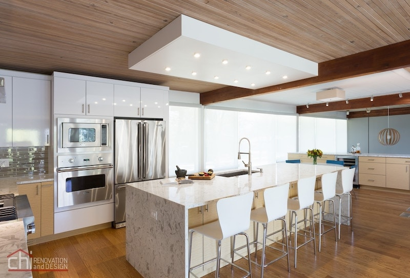 Chicago Open Kitchen Remodelers