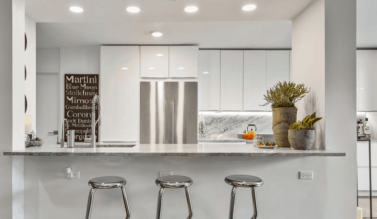 Chicago Selecting Lights Your Kitchen