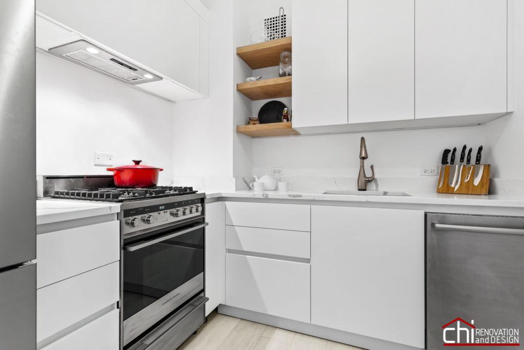 CHI | Elegant Chicago Kitchen Interior Design
