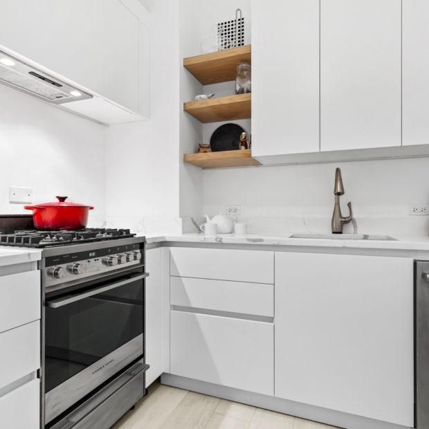 Elegant Chicago Kitchen Interior Design