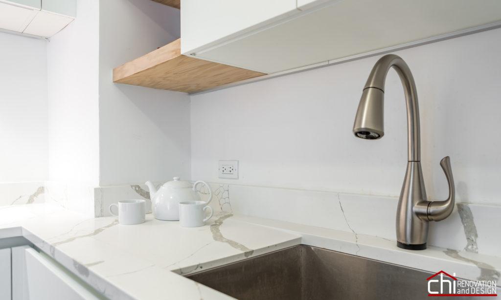 CHI | Elegant Chicago Kitchen Renovation