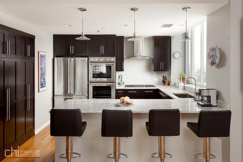 Kitchen Interior Renovation Chicago