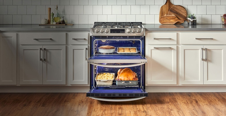 Smart Double Oven Remodel