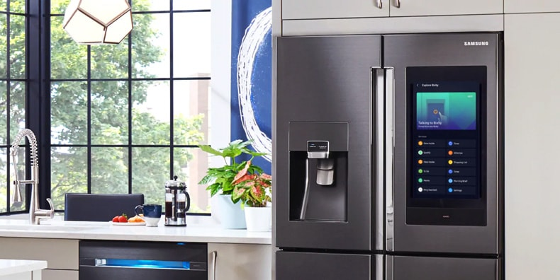 Smart Technology Kitchen Remodel