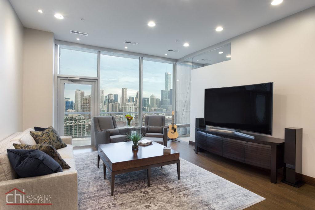 Gold Coast Living Room Remodel