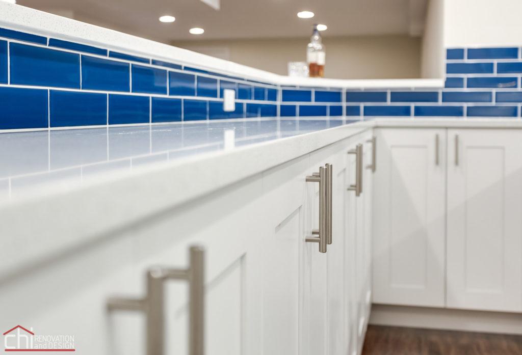 Barrington Basement Cabinet Design