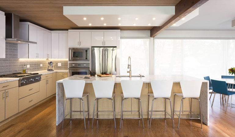 Evanston Kitchen Remodel General Contractor