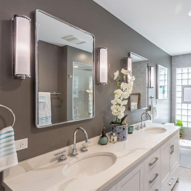 Bathroom Remodel Park Ridge Retreat