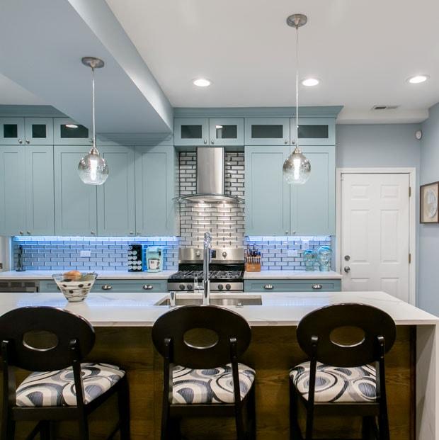 Kitchen Remodelers Tastefully Urban Chicago