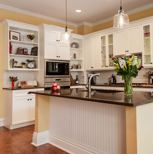 Traditional Kitchen Chicago Remodel