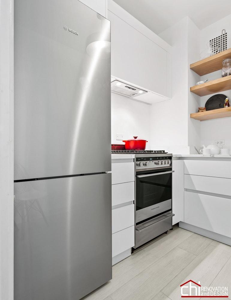 CHI | Elegant Chicago Kitchen General Contractors