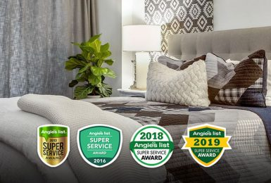 Chi Design Angies List 2019 Super Service Award Winner