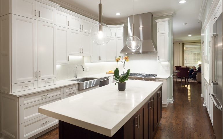 Chi | River North Spacious Kitchen