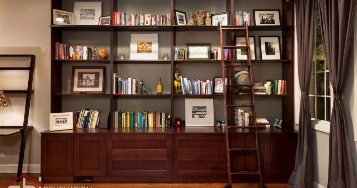 Chi | Bookcase