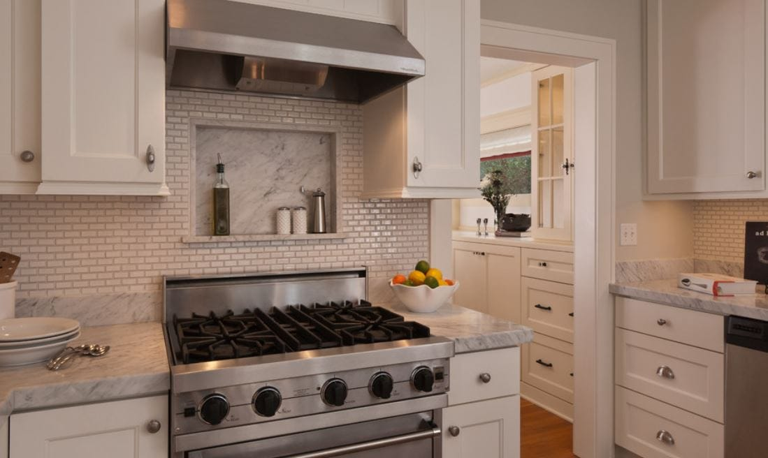Chi | A clever kitchen niche