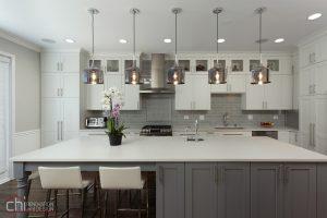 Contemporary Kitchen Renovation Chicago