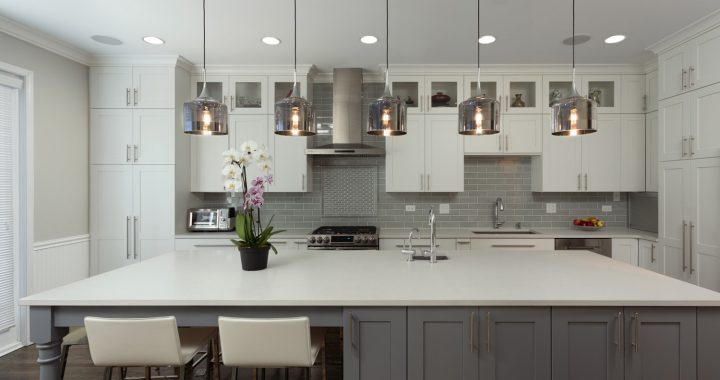 Chi | Contemporary Kitchen Renovation Chicago