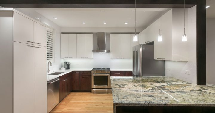 Chi   Luxury Mid Century Contemporary Kitchen Remodel