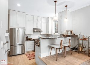 Ranch Triangle Chicago Kitchen Remodeling